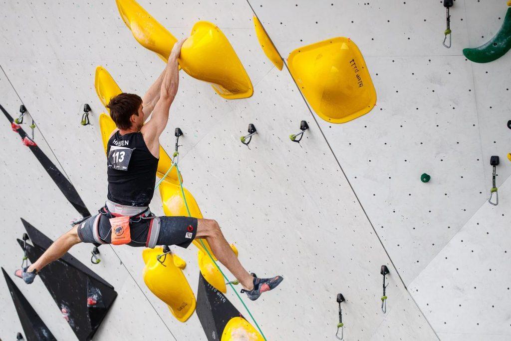 Klettern bekommt bei den Olympischen Spielen 2021 einen weiteren Medaillensatz
