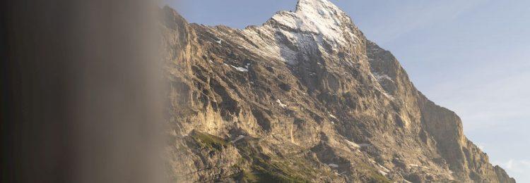Eiger Nordwand Erstbegehung Robert Jasper
