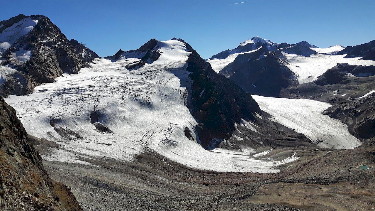 Gletscherskigebiet Pitztal