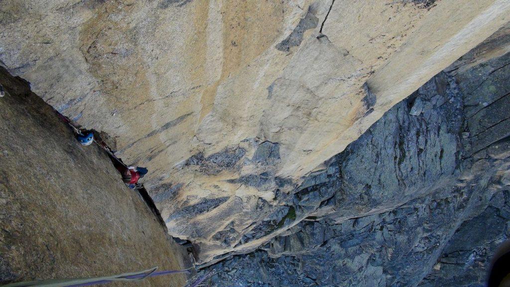 Klettern Petit Clocher du Portalet
