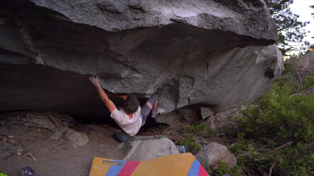 Jimmy Webb Bouldering Kletterszene