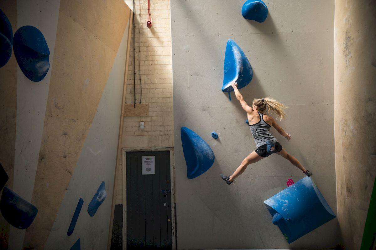 shauna coxsey - Bouldern - Interview- Red Bull