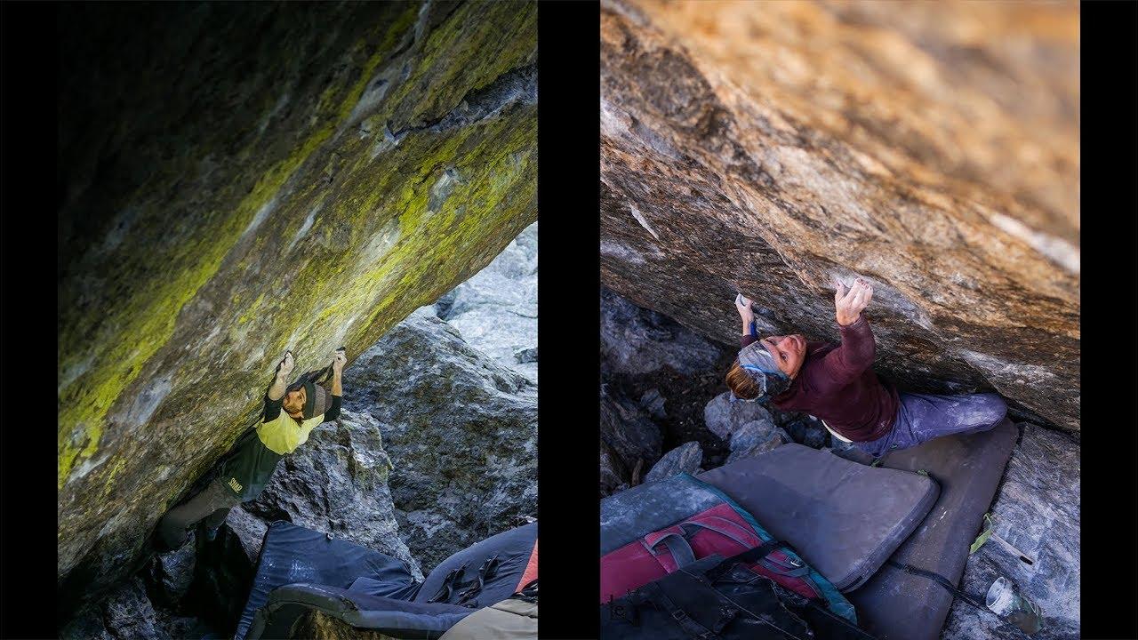Clément Lechaptois -Bouldervideo