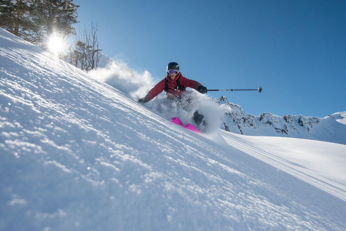 Skitouren auf Pisten - DAV