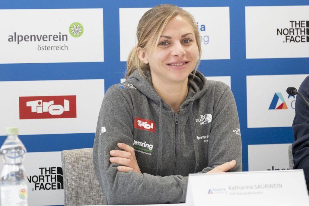 Katharina Saurwein Nationaltrainer