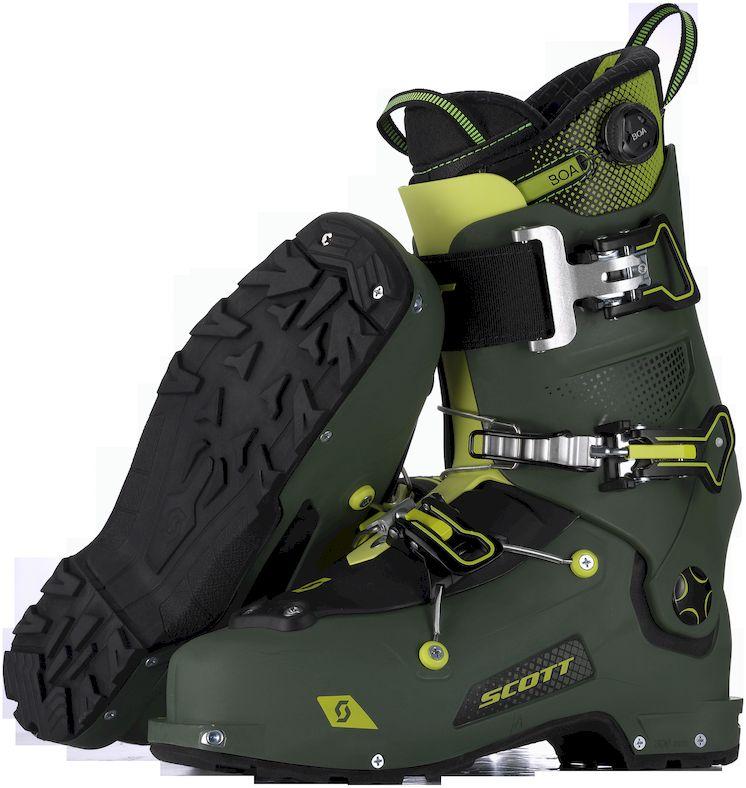 Scott Freeguide Freetouring-Skischuh