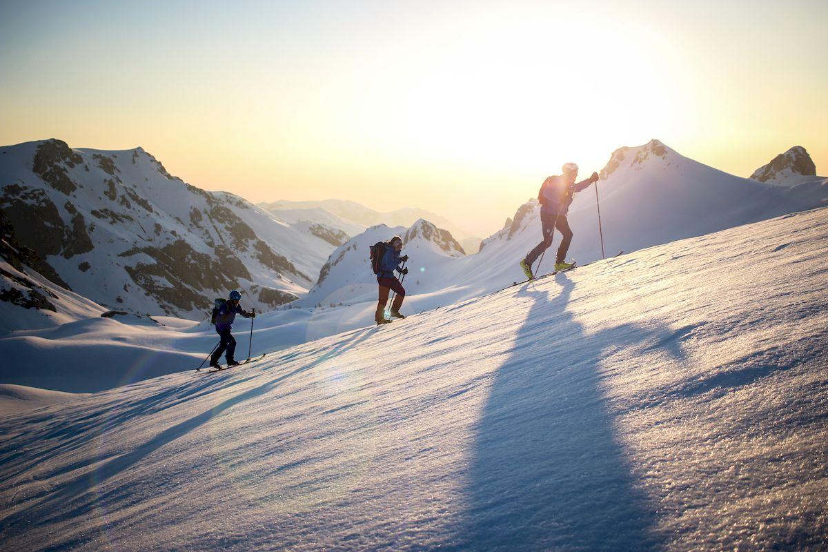 Der Lange Weg - Skitour - ServusTV