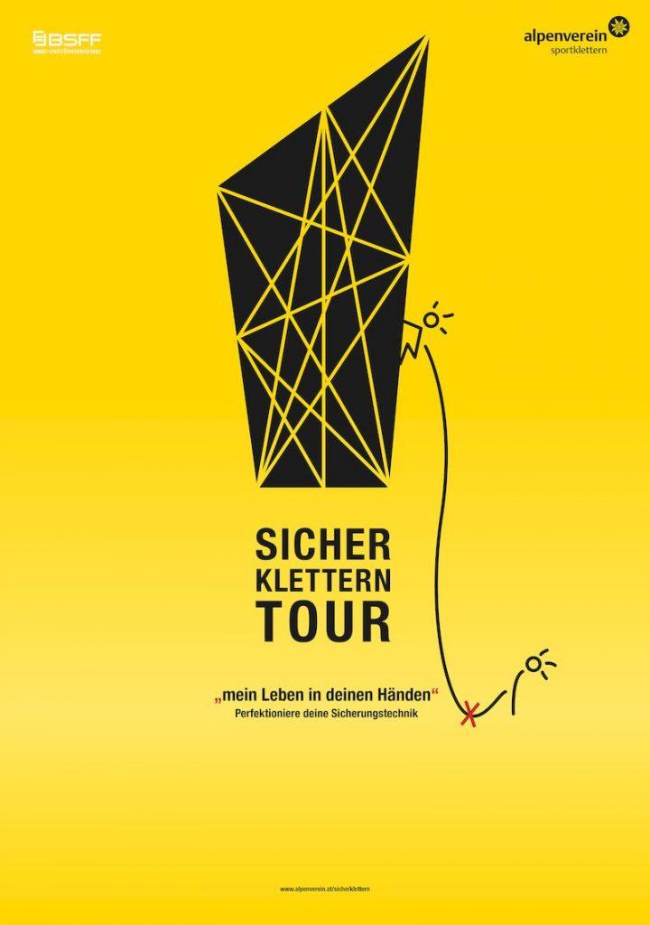 Kostenlose Workshops zum Thema Sicherungstechnik ab Ende Februar in zahlreichen Kletterhallen in Österreich