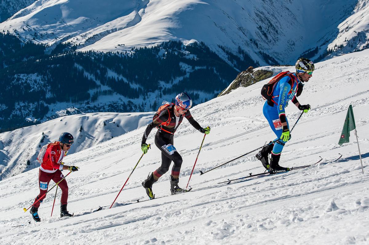 Skimo Weltcup Disentis