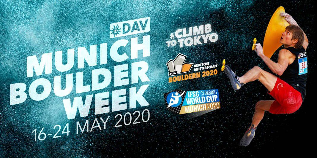 Boulder Week Munich 2020 - kletterszene