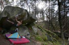 David Mason Fontainebleau Bouldern