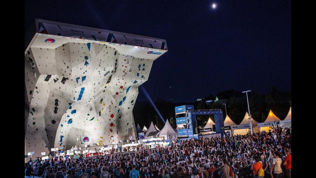 Die Austria Climbing Open, der große Test vor Olympia