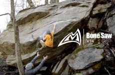 Bone Saw (8B+)_Video_Bouldern