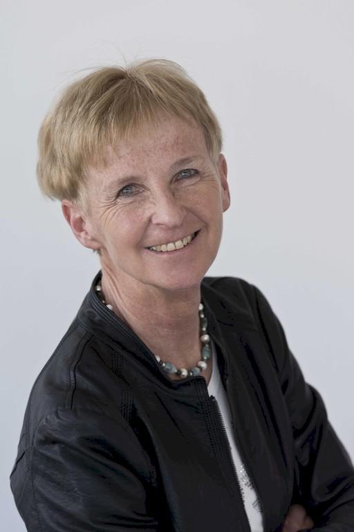 Ingrid Hayek, Vizepräsidentin des Österreichischen Alpenvereins