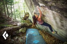 Kaddi Lehmann Video Bouldern Kryptos (8C)