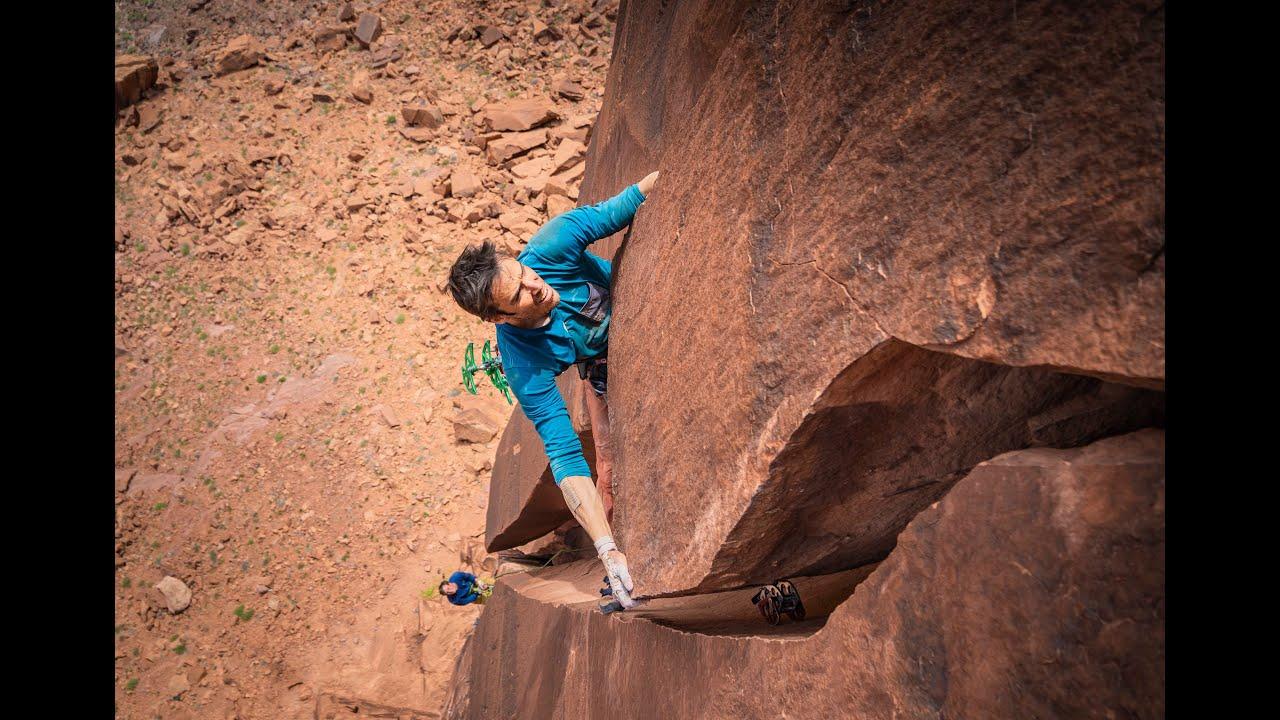 WideBoyz Video Klettern