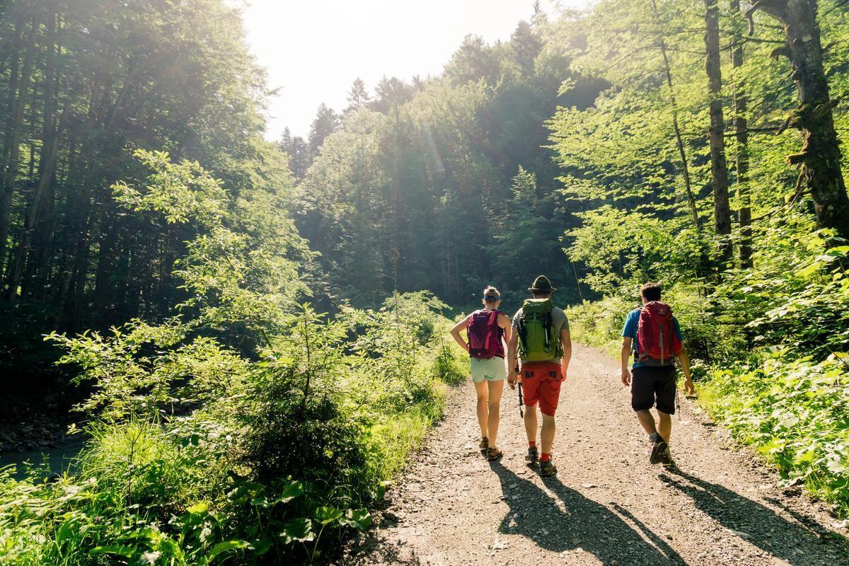 Wandern Vatertag Tipp