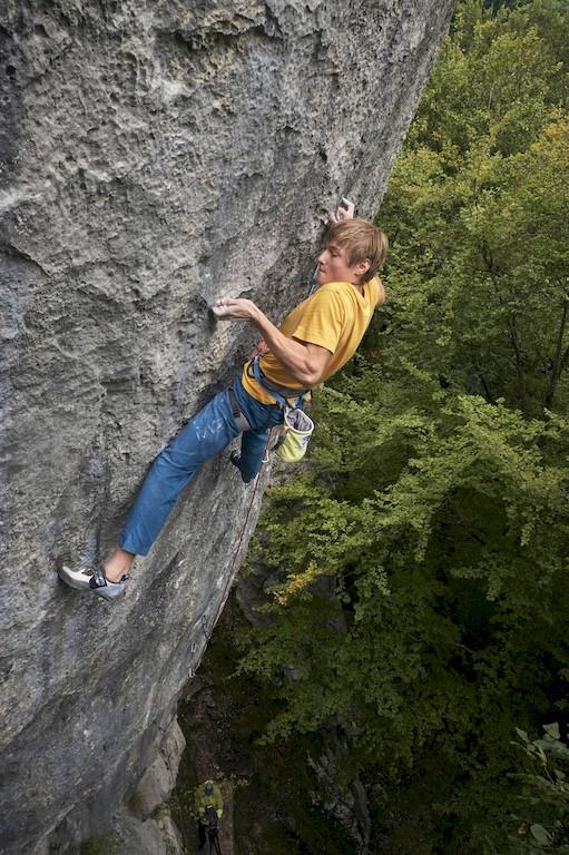 Alex Megos klettert Shogun (9a) Kletterszene News