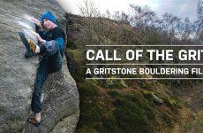 Gritstone Bouldering Film kletterszene