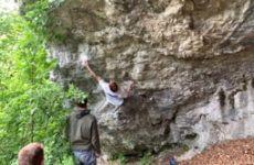 Frankenjura Bouldern Video