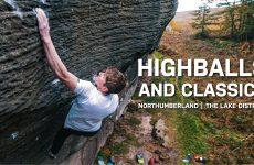 Highball Bouldering video kletterszene