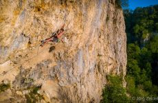 Paul Schall klettert Matrix (8b+) Video News