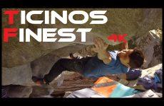 Bouldern Ticino Video