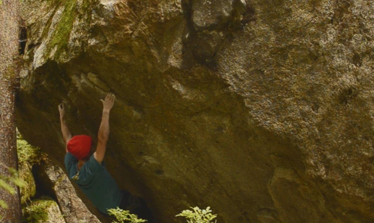 Zillergrund Bouldern
