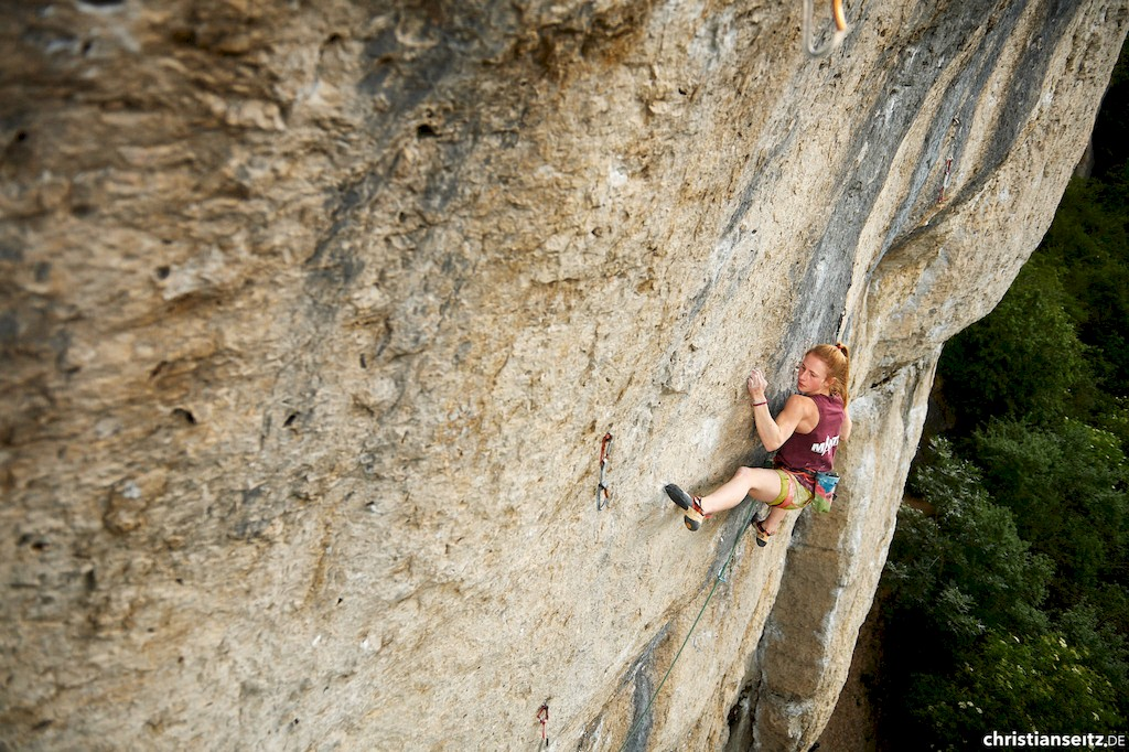 MArina Demmel Klettern News