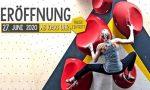 Steinbock Eröffnung Nuernberg Boulderhalle