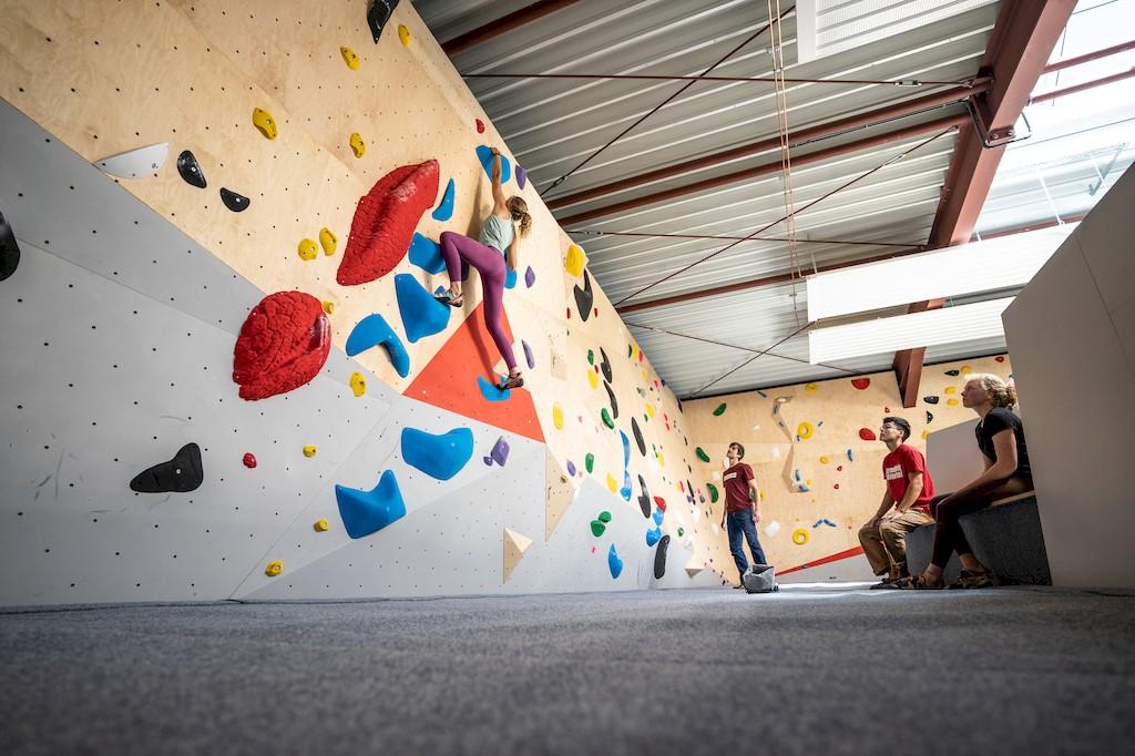 Boulderhalle Bad Tölz
