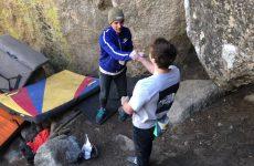 Bouldern Video kletterszene