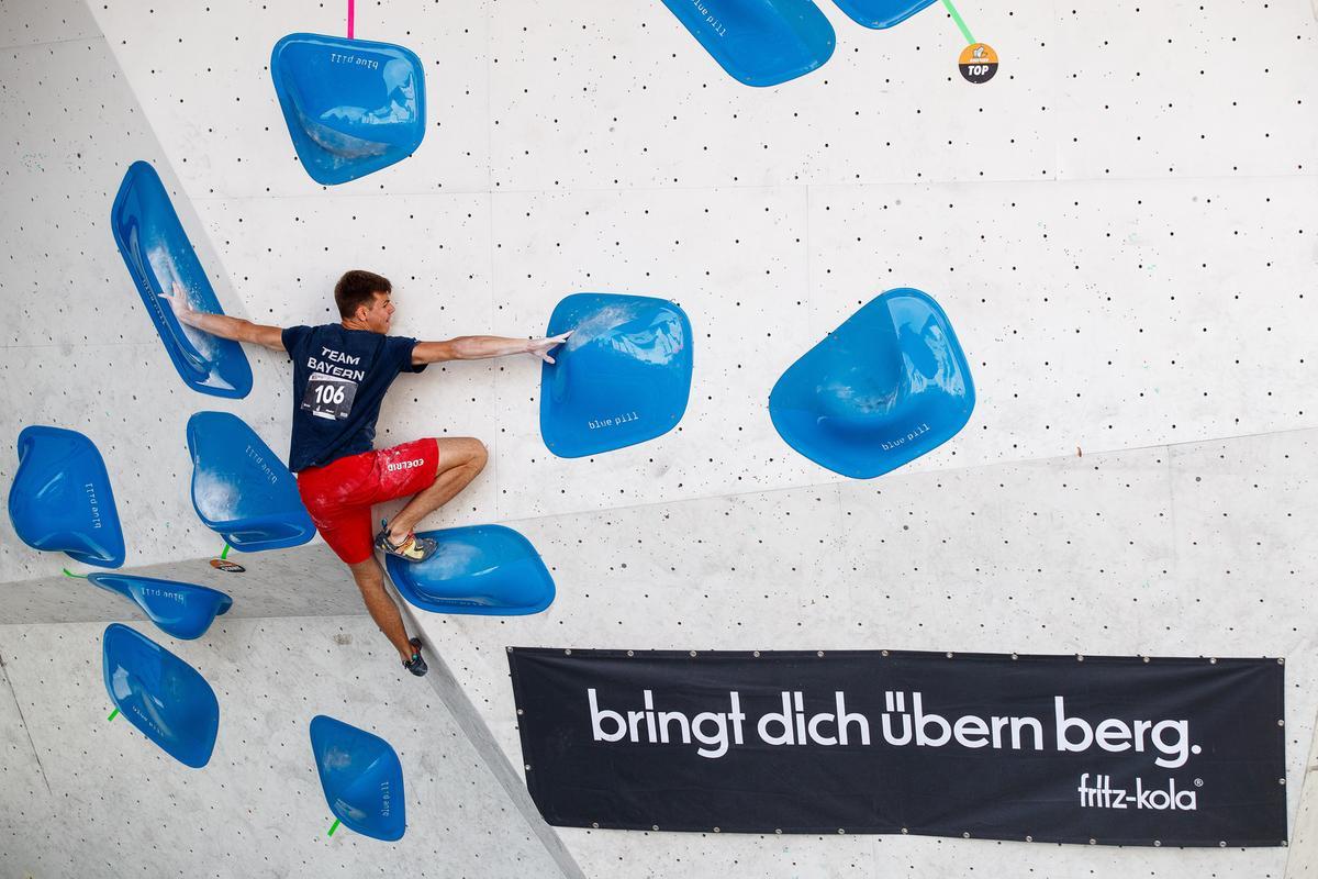Deutsche Meisterschaft Bouldern 2020