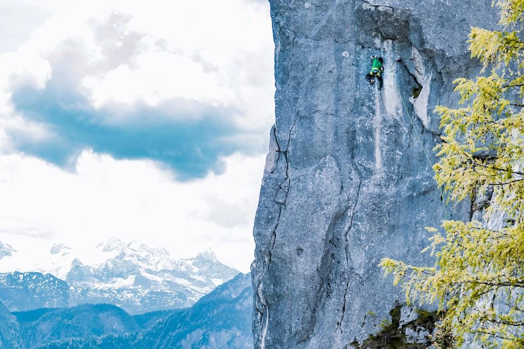 ServusTV Bergwelten kletterszene
