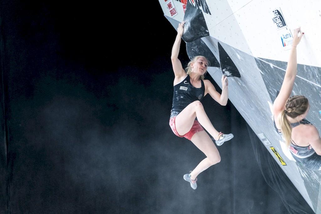 Lucioa Dörffel _ Austria Climbing Summer Series