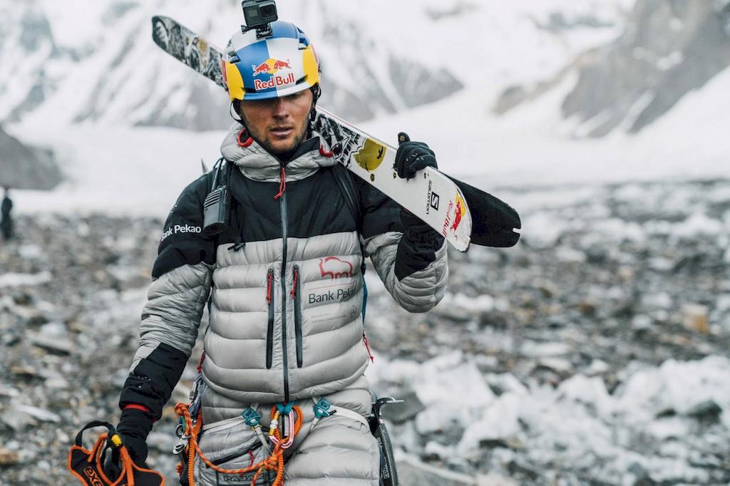 Andrzej Bargiel ski K2