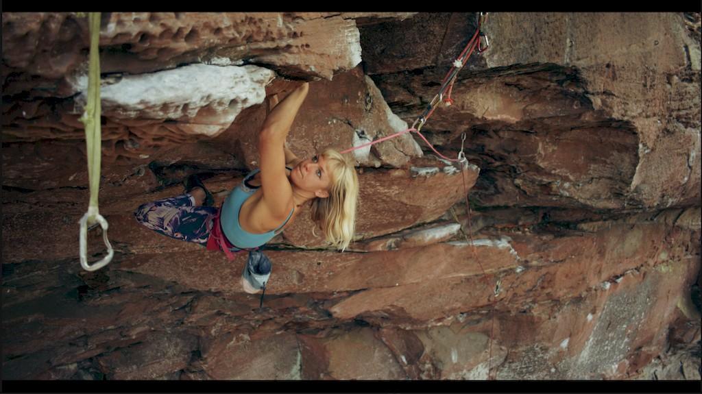 Charlotte Frank klettern news kletterszene