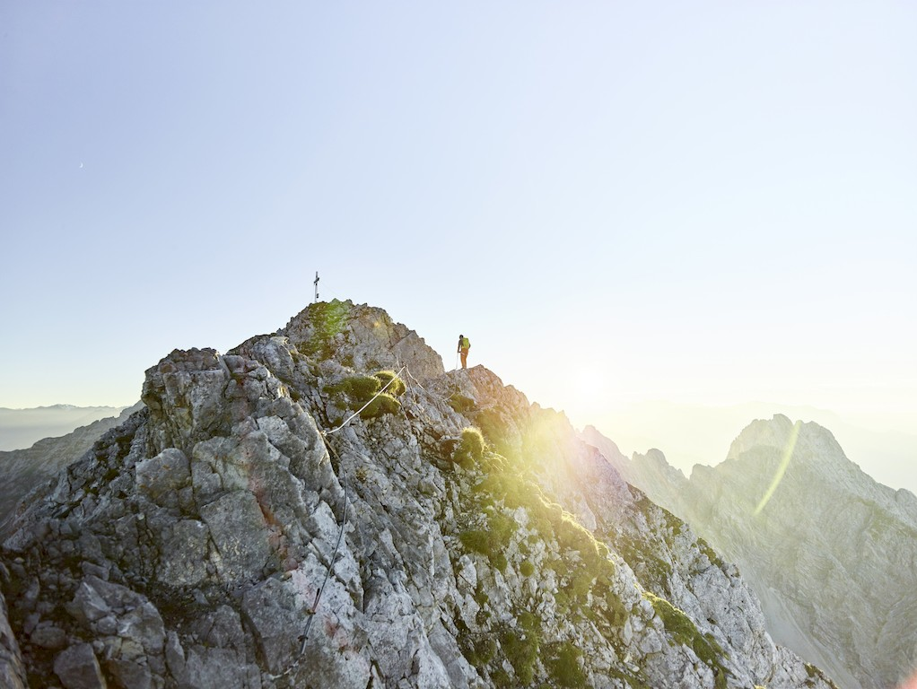 Klettersteig Event Innsbruck