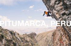 Pitumarca, Peru kletterszene