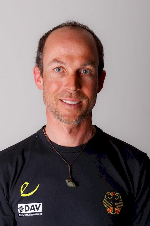Maxi Klaus Nationaltrainer DAV Lead