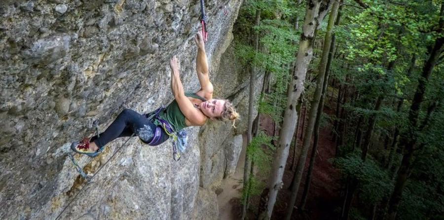 Solveig Korherr klettern News Kletterszene