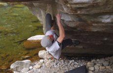 Daniel Woods Bouldern Schweiz