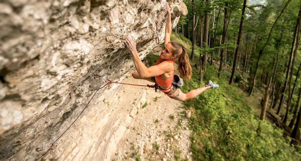 Eva Hammelmüller klettern Kletterszene interview