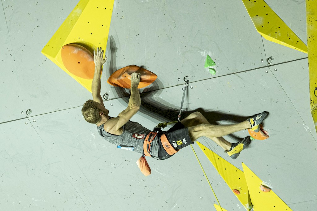 IFSC Lead Wordlcup Briancon 2020