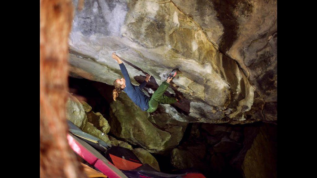 Marine Thevenet Klettern News