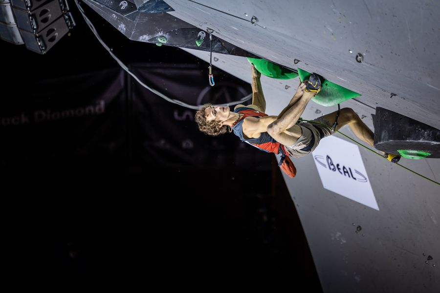 Adam Ondra Klettern Weltcup