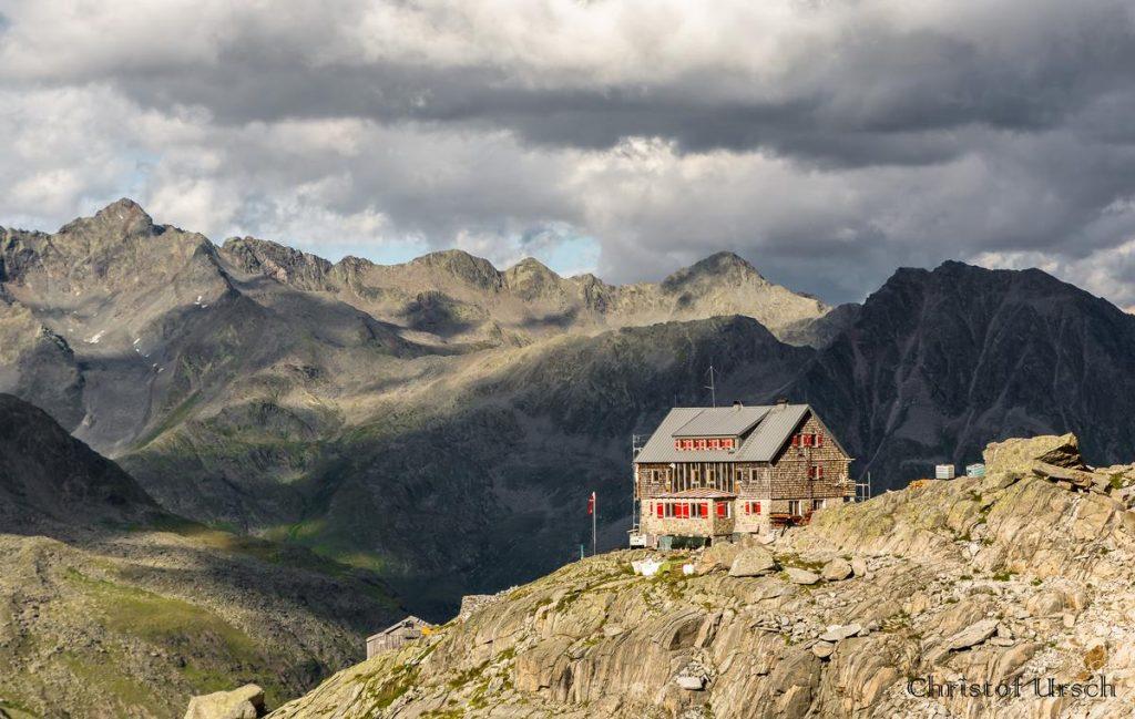 Corona  Hütte  Update