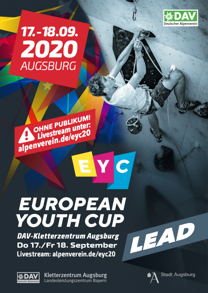 EYC Augsburg 2020 Klettern