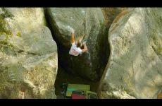 Fontainebleau Bouldering Video