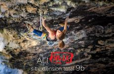 Ali Hulk Sit Extension Total (9b) Video Laura Rogora